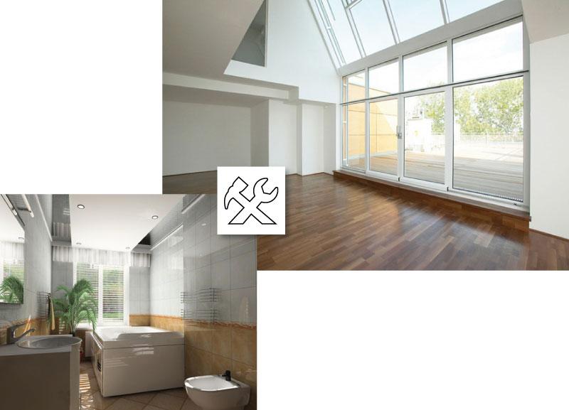 Designarbeiten Stark Trockenbau GmbH aus Bremen